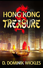Hong Kong Treasure book cover