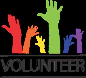 volunteer symbol